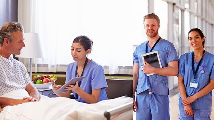 A Certified Nursing Assistant's Work Environment